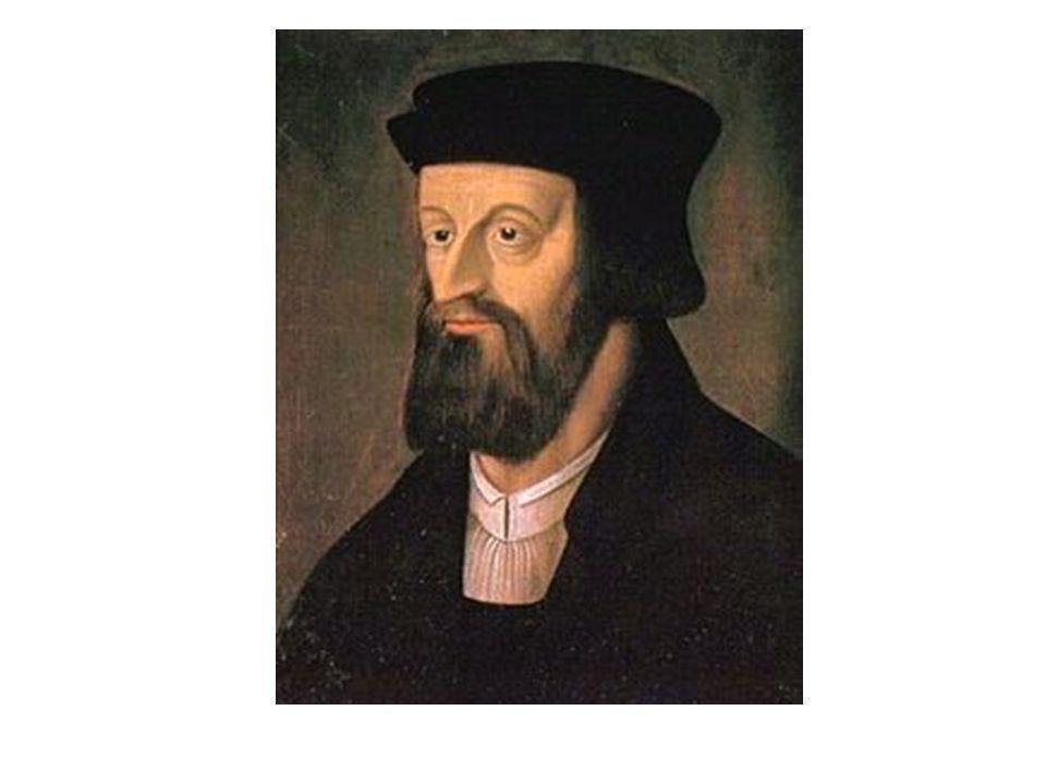 Husova kritika se nelíbila katolické církvi, jenže zpočátku nad ním držel ochranou ruku král Václav IV.