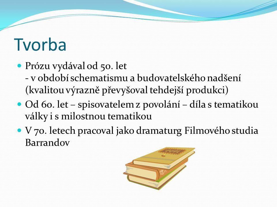 Plným krokem 1952 Budovatelský román o problémech továrny v 50.