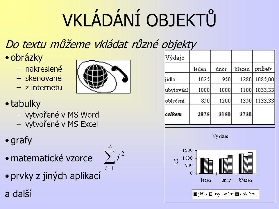 """TABULKY tabulka – druh pořadové sazby tabulka – uspořádané sloupce údajů tabulka – s linkami nebo bez linek, """"neviditelná základní prvek – buňka, políčko každá buňka je odstavec (písmo, formátování,…)"""