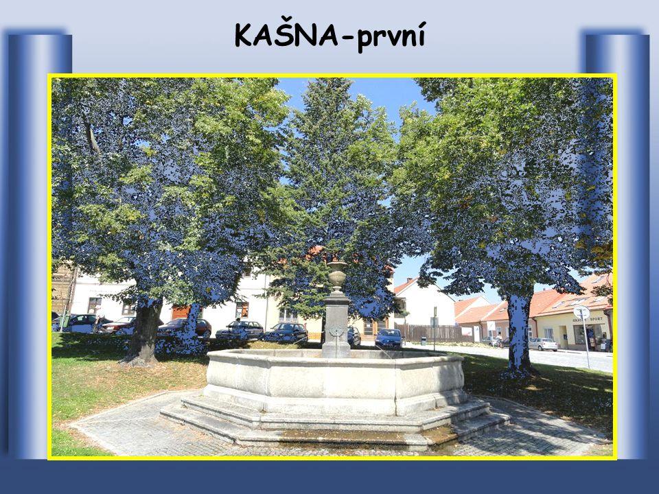 Na Masarykově náměstí je BUSTA T.G. MASARYKA