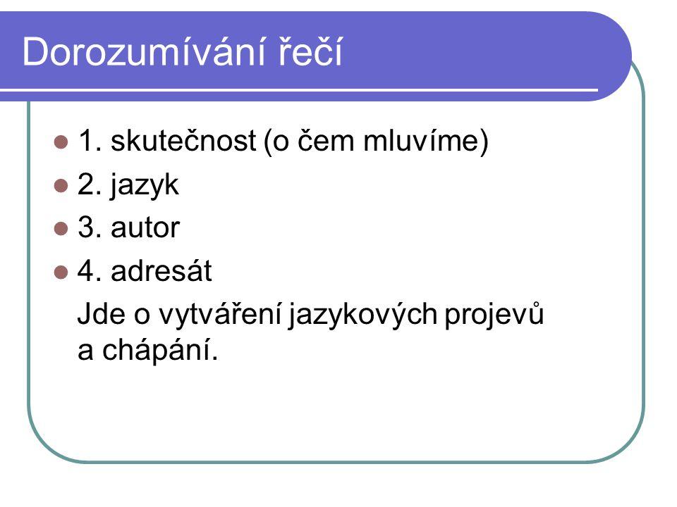 Typologie podle jazykové stavby izolační – francouština (ohýbání bez koncovek) aglutinační – maďarština (ohýbání pomocí přípon a koncovek) flexívní –ČJ, latina (ohýbání rozvinutým systémem koncovek vnitroflexívní- - arabština – tvary se tvoří změnou hlásek v základu slova polysyntetický – němčina - složeniny