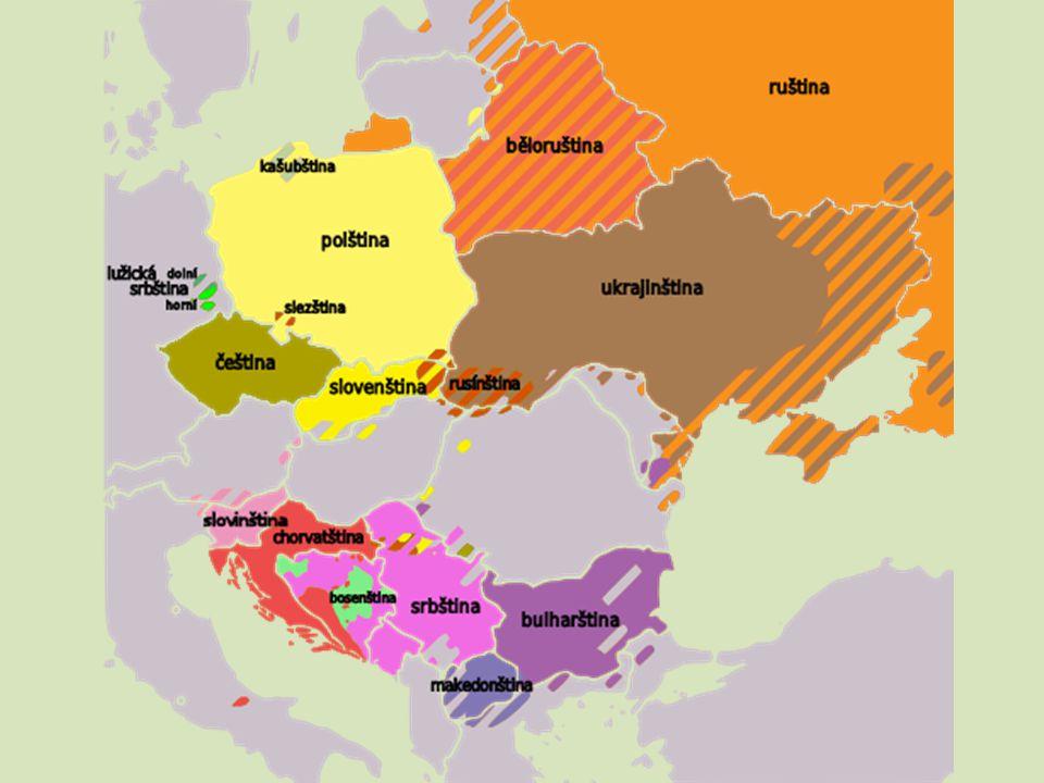 -Rusové, Ukrajinci, Makedonci, Bělorusové, Srbové a Bulhaři užívají při psaní tzv.