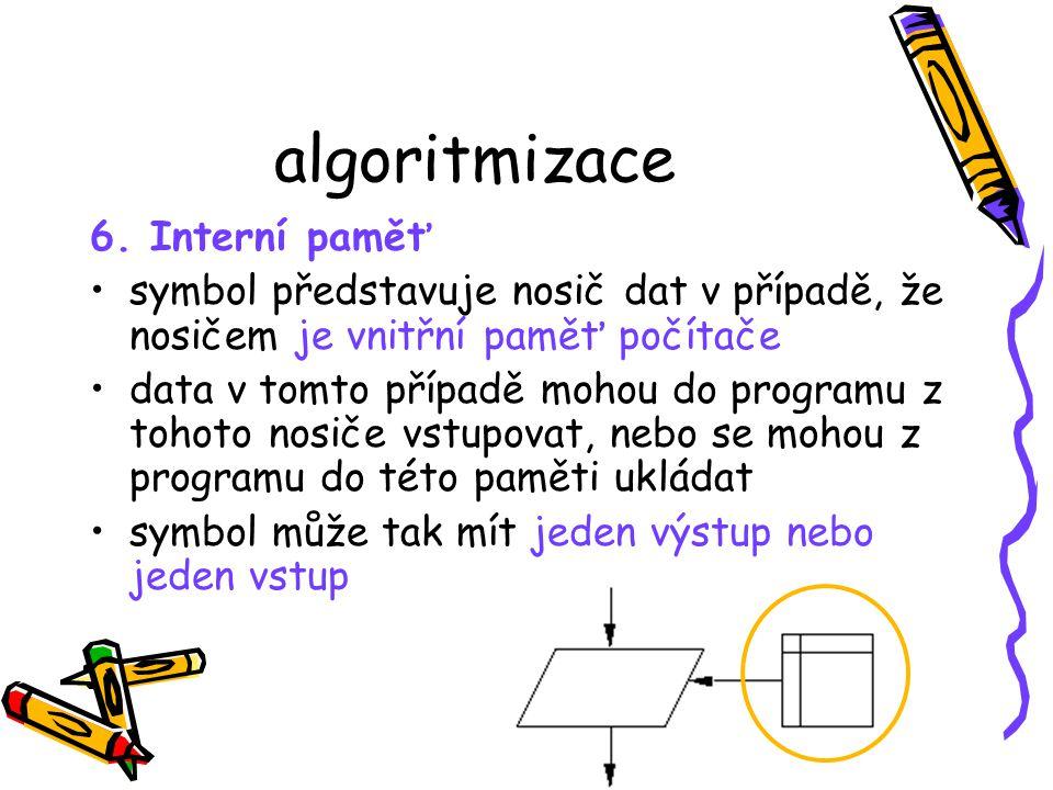 algoritmizace 6.