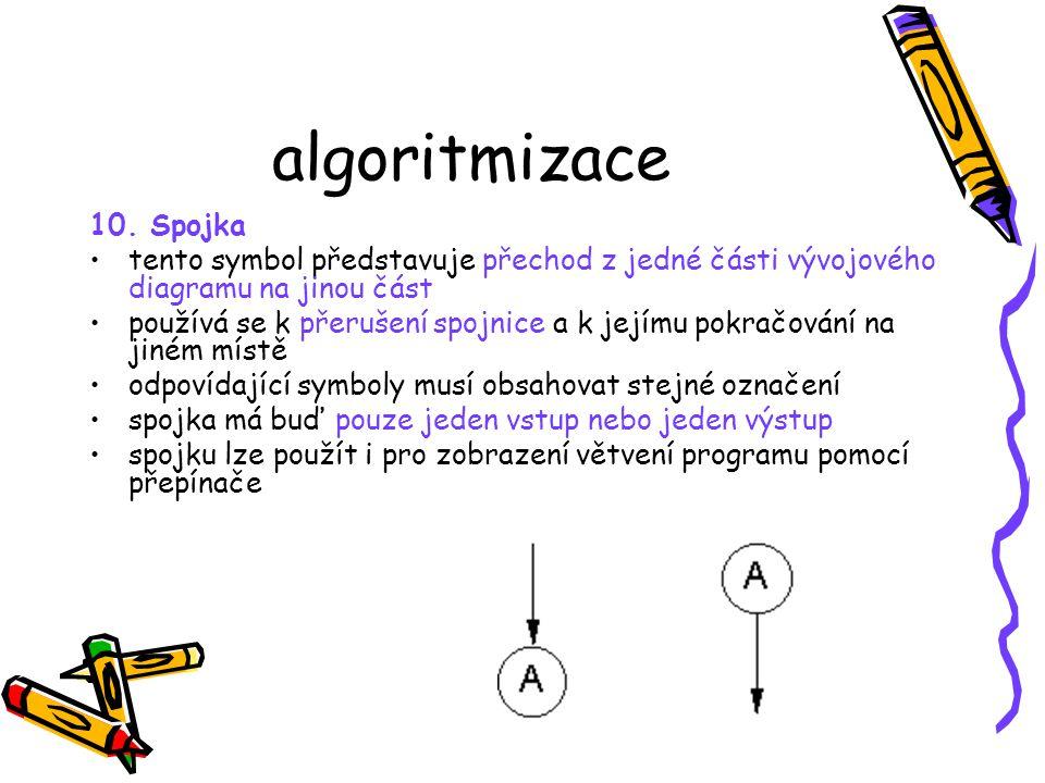 algoritmizace 10.
