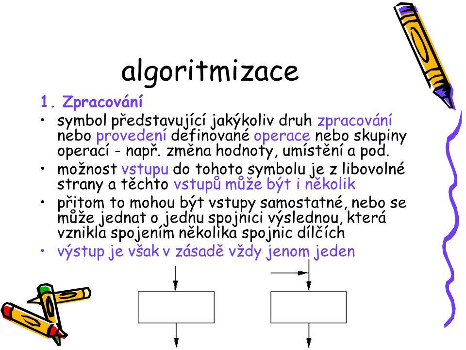algoritmizace 1.