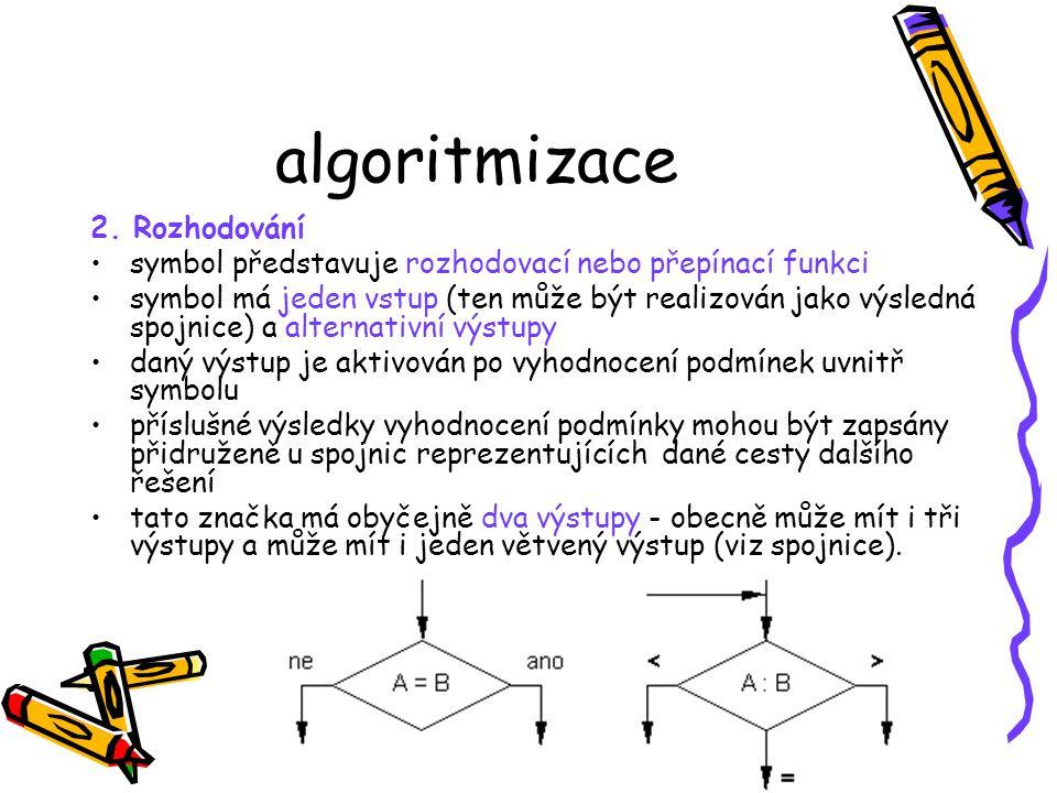 algoritmizace 2.