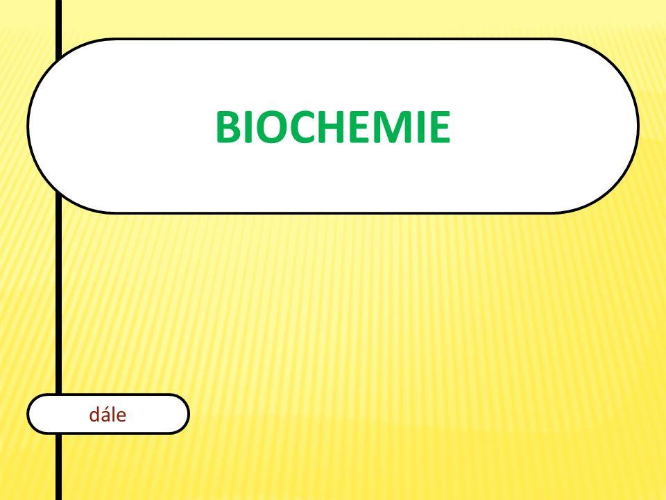 BIOCHEMIE dále