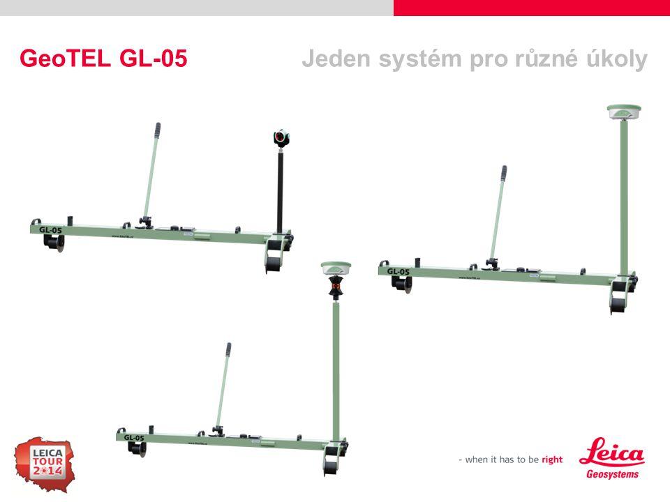 12 GeoTEL GL-05 Jeden systém pro různé úkoly