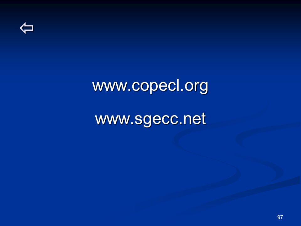 97  www.copecl.orgwww.sgecc.net