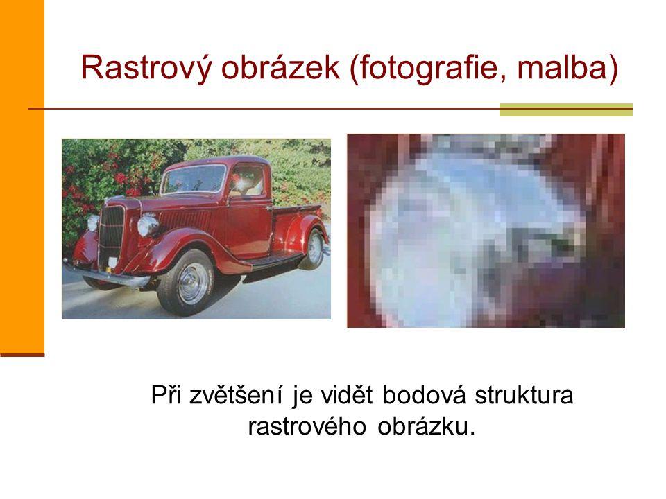 Prohlížení obrázků Obrázky ve složce si můžeme nechat zobrazit pomocí volby Miniatury.