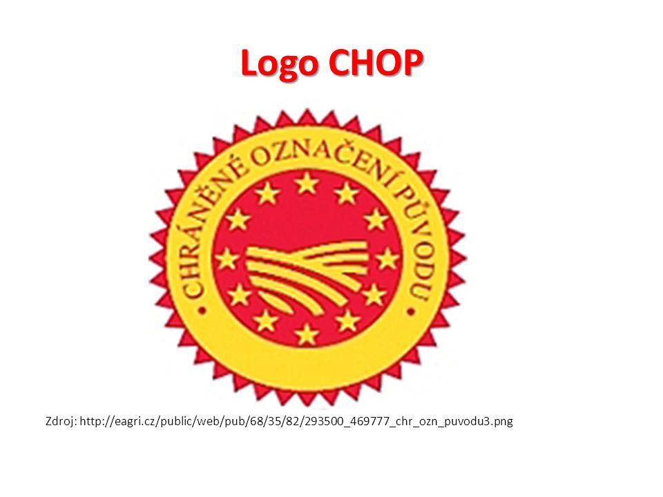 Logo CHOP Zdroj: http://eagri.cz/public/web/pub/68/35/82/293500_469777_chr_ozn_puvodu3.png