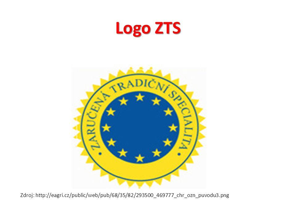 Logo ZTS Zdroj: http://eagri.cz/public/web/pub/68/35/82/293500_469777_chr_ozn_puvodu3.png