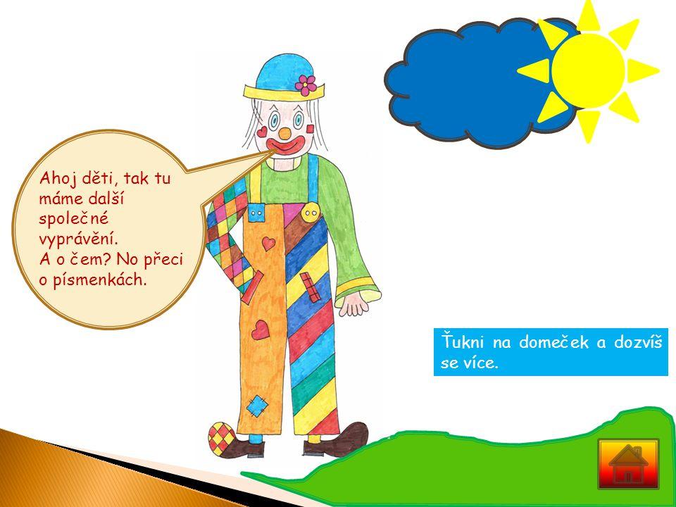 Na následujícím obrázku vyber jednoslabičná slova a na ně klikni. Správný balónek ti odletí.