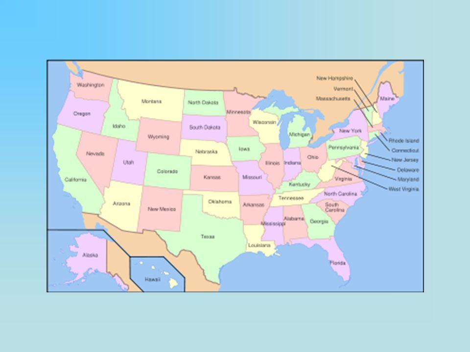 Co mají společného vyznačené státy?