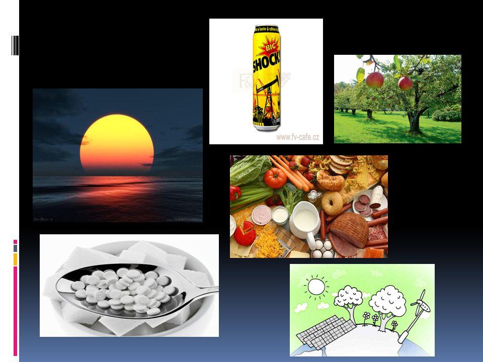 Co je to energie. = hnacím motorem všeho, co se děje  Energii příjmáme hlavně z přírody.