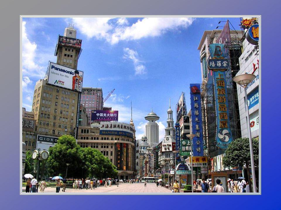 V Šanghaji bylo vyvinuto značné množství nových architektonických stylů.