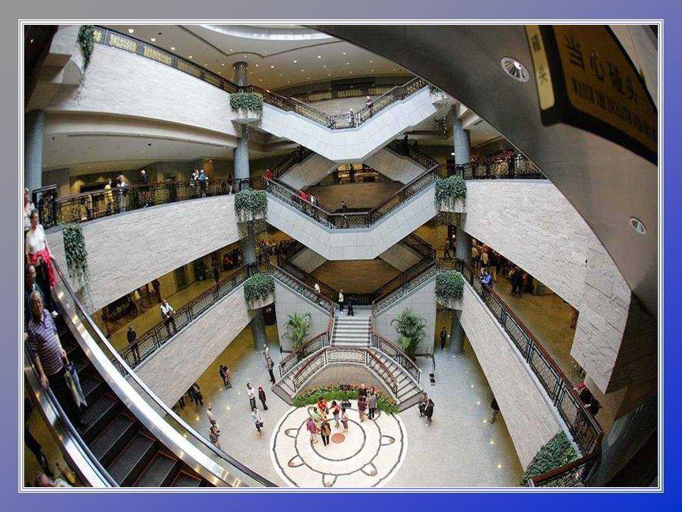Muzeum v Šanghaji