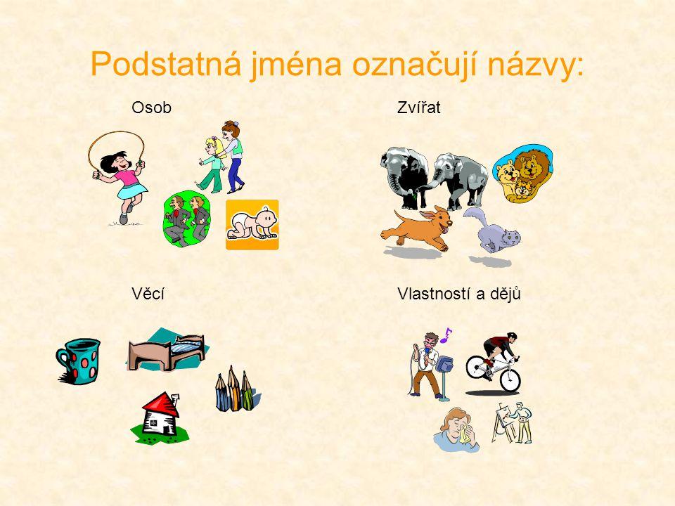 Rod podstatných jmen Ruská podstatná jména jsou podobně jako v češtině rodu: mužského ženského středního Pozn.
