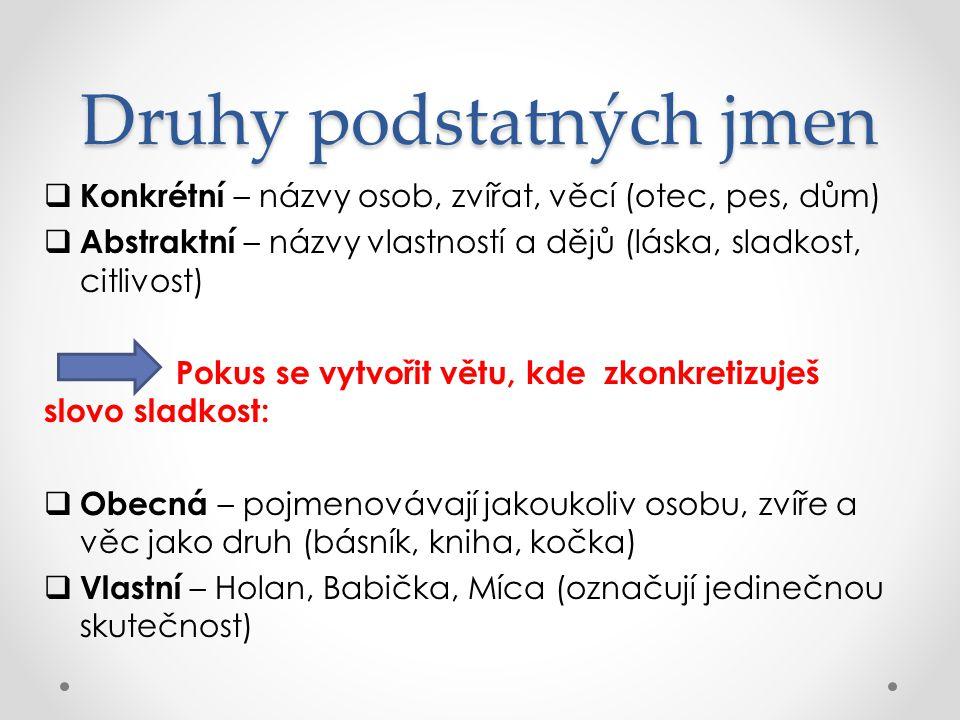 Zdroje BARONE, Hana a kol.Cvičebnice českého jazyka aneb Co byste měli znát ze základní školy.