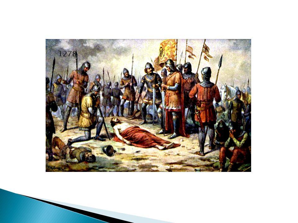  1)Na obrázku je výjev z jedné bitvy důležité pro české dějiny.
