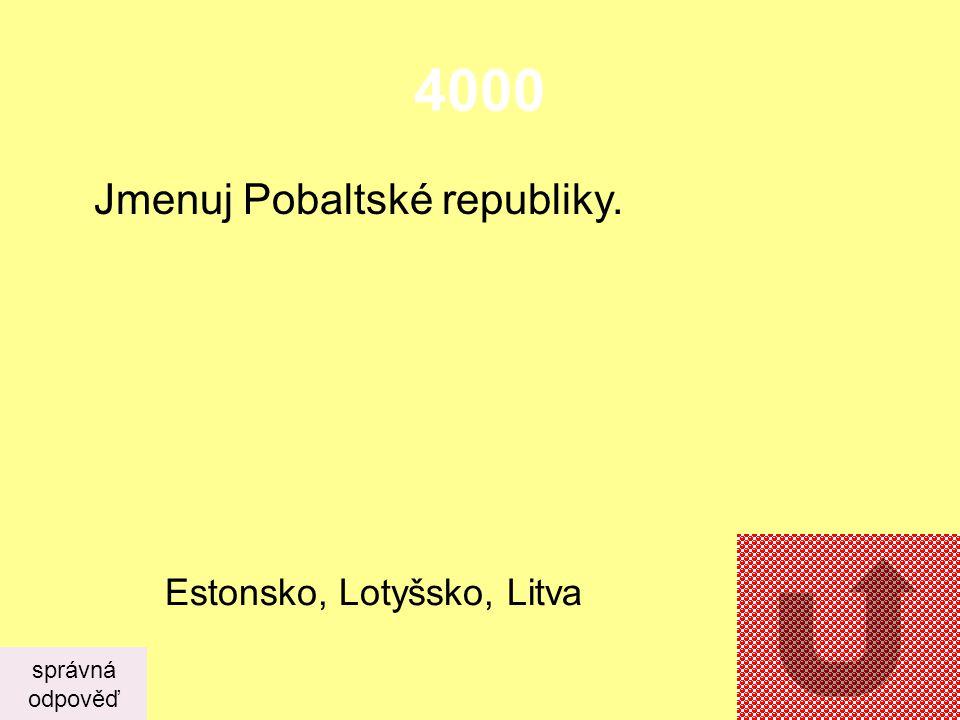 3000 Jmenuj dva národy patřící do ugrofinské jazykové skupiny. správná odpověď finové, maďaři, estonci.