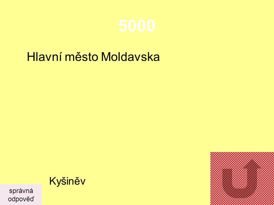 4000 Jmenuj Pobaltské republiky. správná odpověď Estonsko, Lotyšsko, Litva