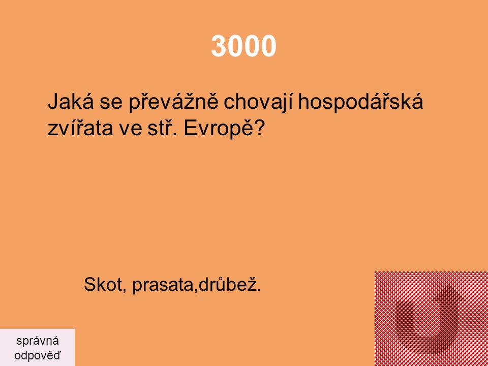 2000 Pěstují se v Evropě citrusy a popř. kde? správná odpověď Ano v subtropech J Evropa.