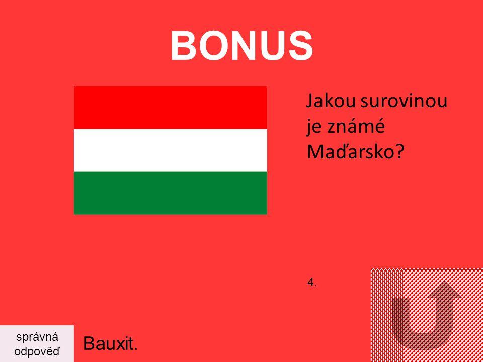 BONUS Jakému státu mezi Švýcarskem a Rakouskem patří tato vlajka? 3. správná odpověď Lichenštejnsku