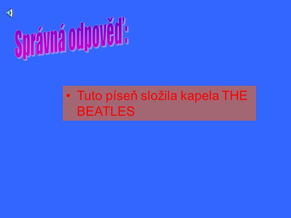 Radio IMPULS hraje česky! Poznali jste kapelu,která složila tuto píseň