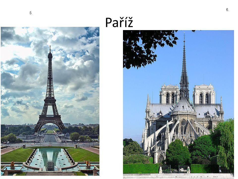 Paříž 5. 6.