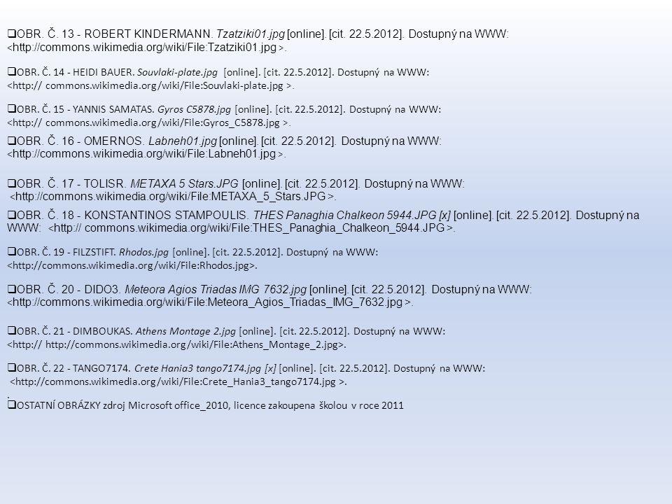  OBR. Č. 13 - ROBERT KINDERMANN. Tzatziki01.jpg [online].