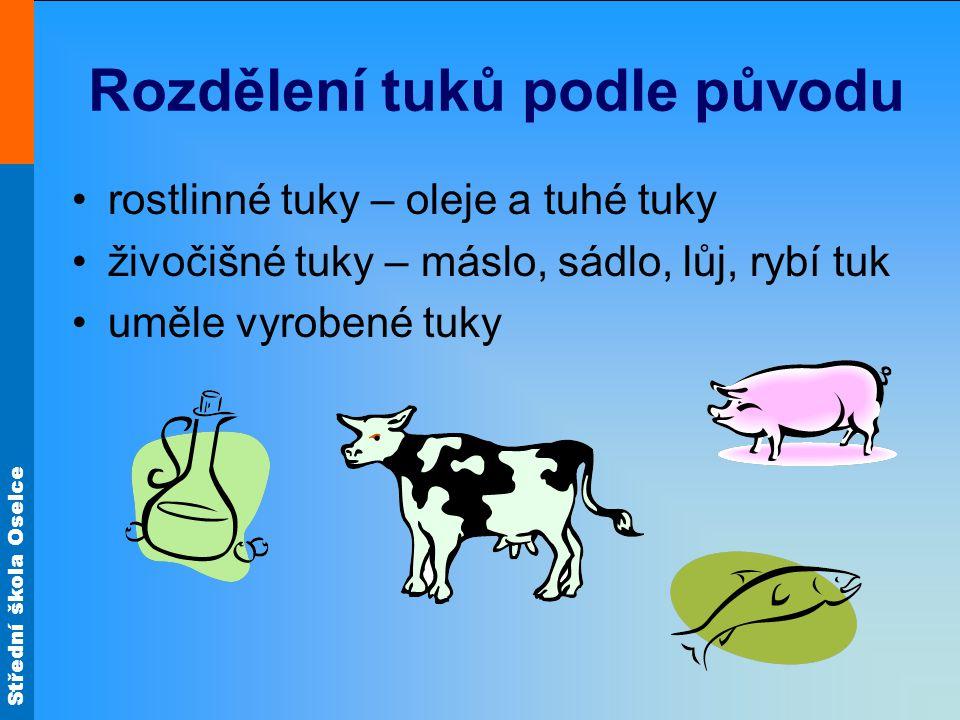 Střední škola Oselce Zdroj materiálů: obr.10http://upload.wikimedia.org/wikipedia/commons/thumb/9/97/Papaver_open_zaadklepp en.jpg/110px-Papaver_open_zaadkleppen.jpg obr.11http://upload.wikimedia.org/wikipedia/commons/thumb/d/d7/Feld_mit_reifer_Baumwoll e.jpeg/258px-Feld_mit_reifer_Baumwolle.jpeg obr.12http://upload.wikimedia.org/wikipedia/commons/thumb/d/df/Cocoa_butter_p1410148.J PG/220px-Cocoa_butter_p1410148.JPG obr.13http://upload.wikimedia.org/wikipedia/commons/thumb/5/54/Elaeis_guineensis_MS_3 467.jpg/220px-Elaeis_guineensis_MS_3467.jpg obr.14http://upload.wikimedia.org/wikipedia/commons/thumb/b/b3/Butter_and_knife.jpg/120p x-Butter_and_knife.jpg obr.15http://upload.wikimedia.org/wikipedia/commons/thumb/6/66/Tourtiere_Lard.jpg/220px- Tourtiere_Lard.jpg obr.15http://upload.wikimedia.org/wikipedia/commons/thumb/2/2b/%C5%A0kva%C5%99en %C3%A9_s%C3%A1dlo_2.JPG/220px- %C5%A0kva%C5%99en%C3%A9_s%C3%A1dlo_2.JPG obr.16http://upload.wikimedia.org/wikipedia/commons/1/1b/Rama_6.JPG obr.17http://www.superto.cz/fotografie/99373/200/x/picture.png obr.18http://upload.wikimedia.org/wikipedia/commons/thumb/4/4d/500_vitality_new.jpg/120p x-500_vitality_new.jpg Není-li uvedeno jinak, je autorem tohoto materiálu a všech jeho částí, autor uvedený na titulním snímku.