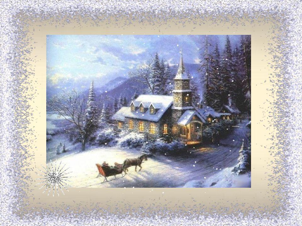Z oblohy se sypou hvězdičky. Slyšet jsou koledy z dáli. Zvěstuje anděl maličký. Ať splní se vše, co k Vánocům jste si přáli.