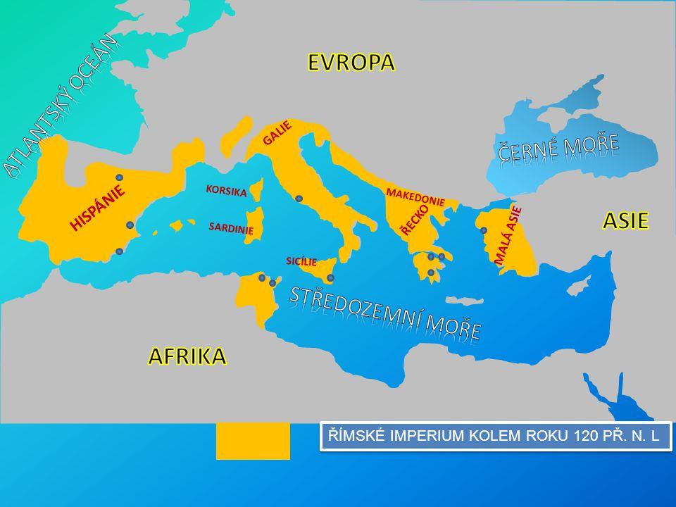 Makedonský tábor Římský tábor KATERINI NOVÝ EFESOS Leukon jízda lehká pěchota falanga pomocné sbory sloni jízda (Perseus) Legie Řekové jízda moc makedonských králů definitivně zlomena 22.