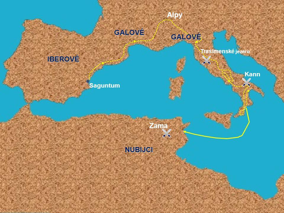 Druhá punská válka 218 – 201 př.n. l. Druhá punská válka 218 – 201 př.