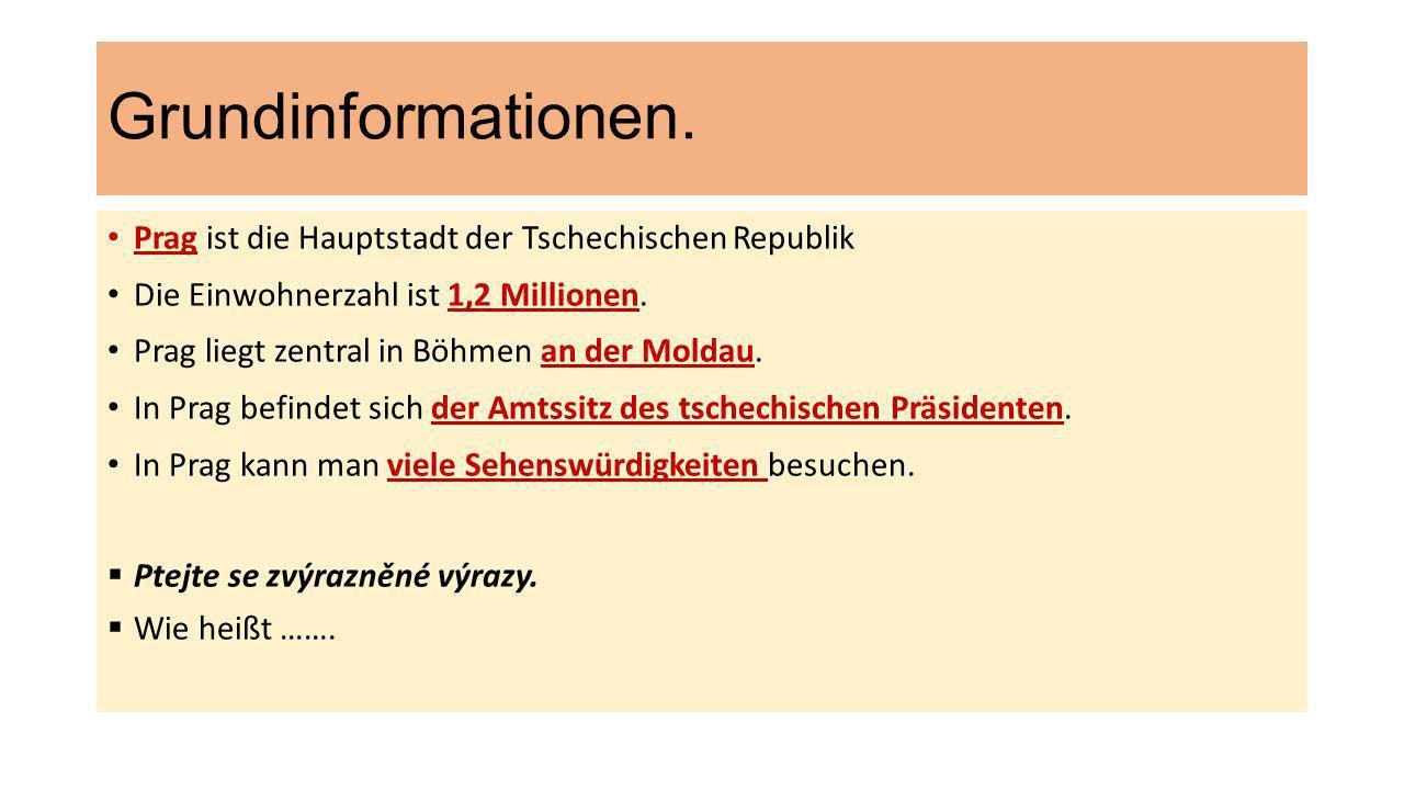 Grundinformationen.