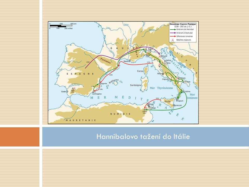 Hannibalovo tažení do Itálie