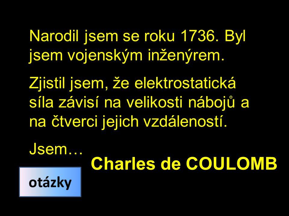 Pocházím od Žamberka.Od roku 1736 jsem farářem.