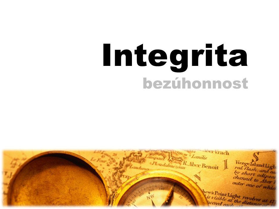 Integrita pod palbou David 2.Samuelova 11,2.4 Tu spatřil ze střechy ženu, která se právě omývala.