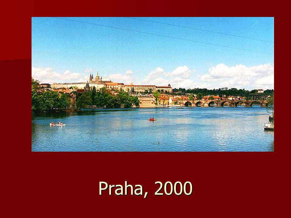 Praha, 2000