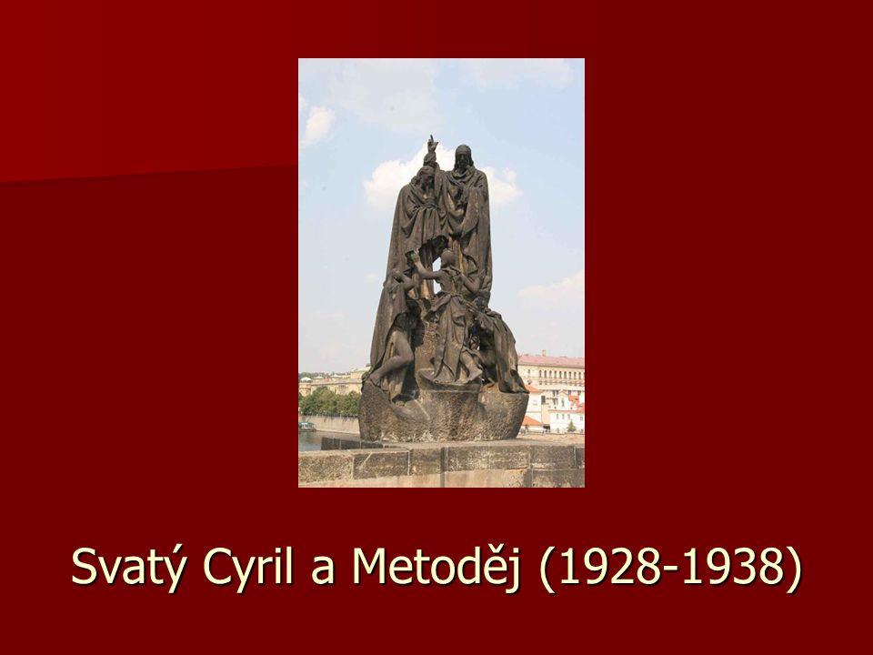 Svatý Cyril a Metoděj (1928-1938)