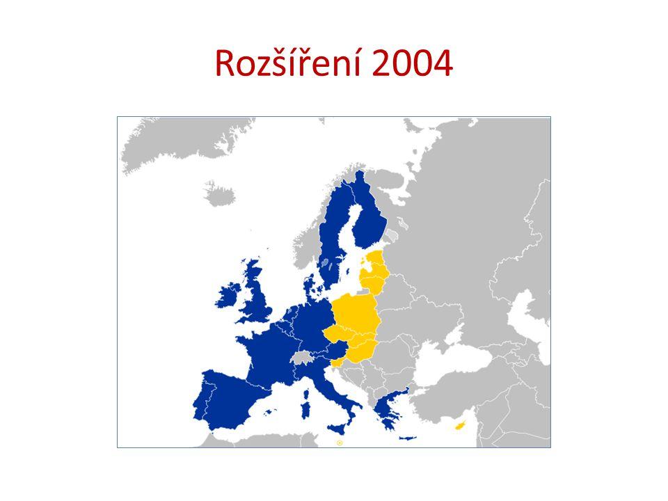 Rozšíření 2004