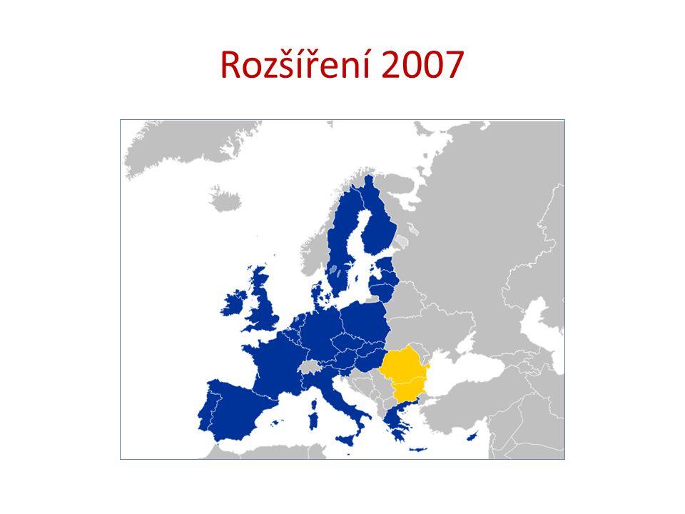 Rozšíření 2007