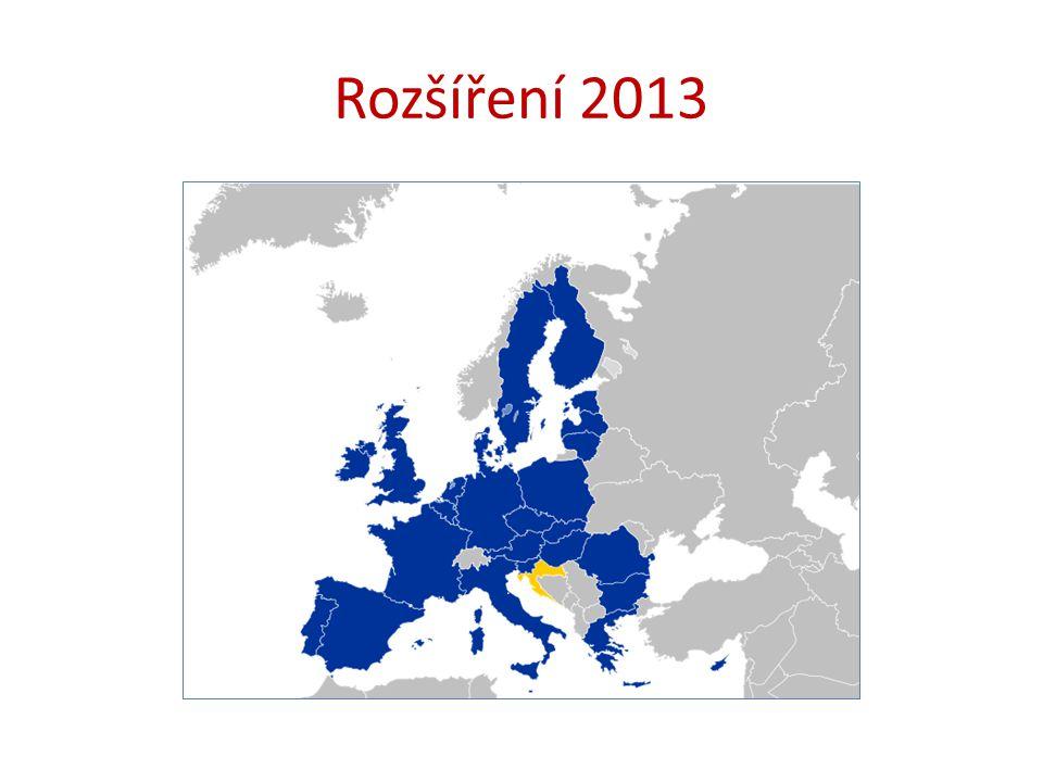 Rozšíření 2013
