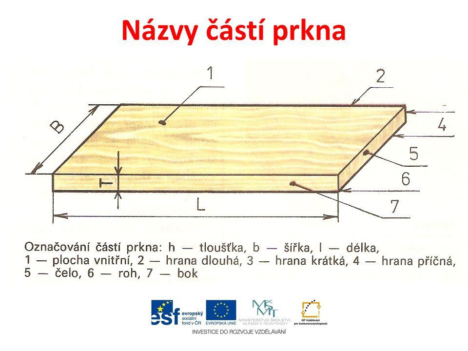 Borcení dřeva - prken