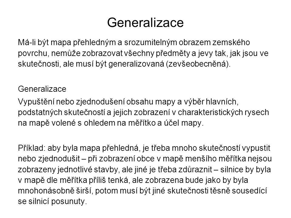 Mapy malých měřítek Česká republika - Fyzickogeografická mapa 1 : 500 000