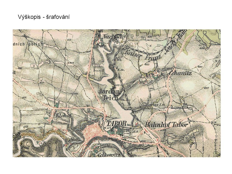 Mapy velkých měřítek 1.katastrální mapa 1 : 2 880 2.katastrální mapy v dekadických měřítkách 3.státní mapa 1 : 5 000 – odvozená 4.státní mapa 1 : 5 000