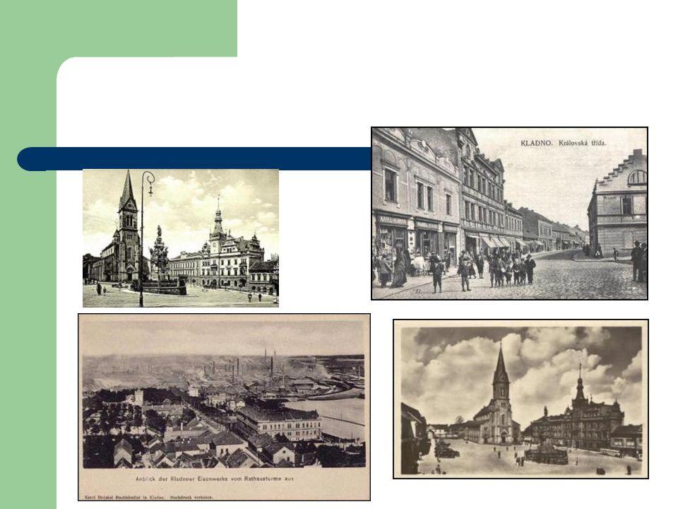 Kladno patří mezi největší města ve středních Čechách.