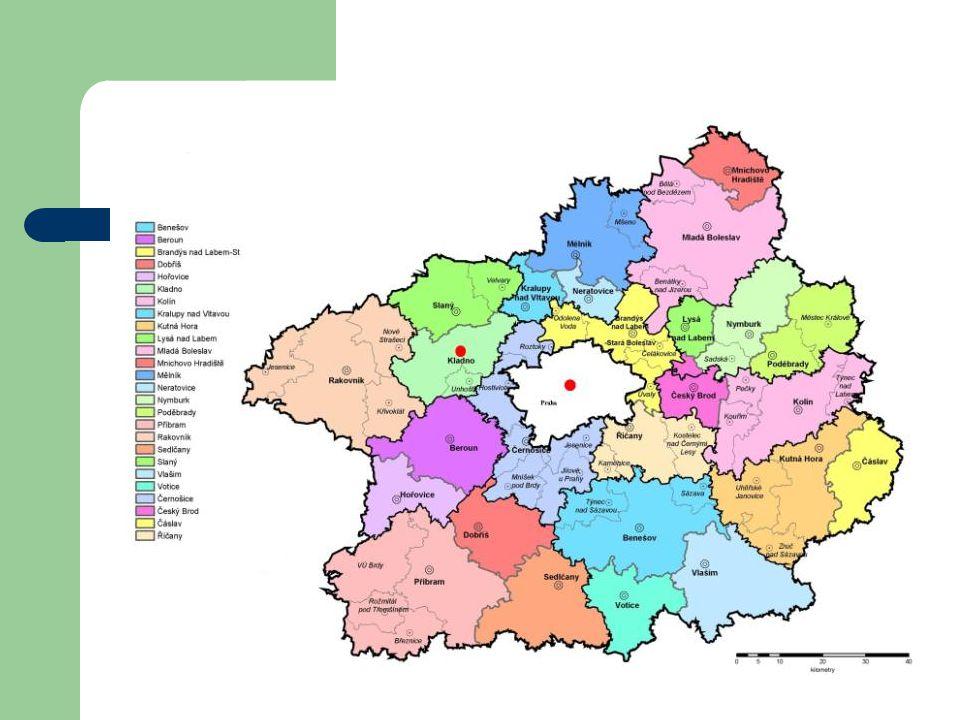 Podnikání a pracovní místa: Průmyslová oblast Kladno – východ vznikla privatizací hutě Poldi.