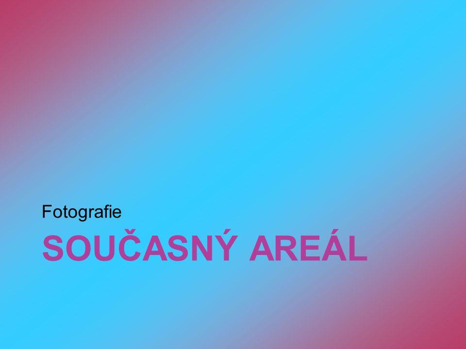 SOUČASNÝ AREÁL Fotografie
